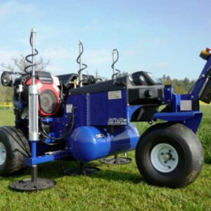 Air2G2 Air Injection Machine for Hire UK