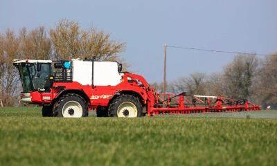 Burdens Group Limited Agrifac Sprayers Condor for Sale Lincolnshire