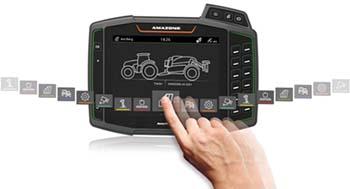 Burdens Group Limited Amazone ISOBUS Electronics for Sale UK