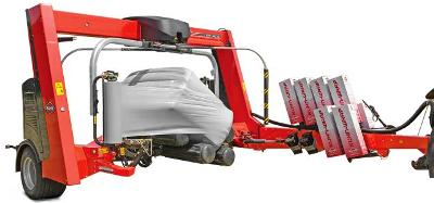 Burdens Group Limited Kuhn Bale Wrappers for Sale Lincolnshire