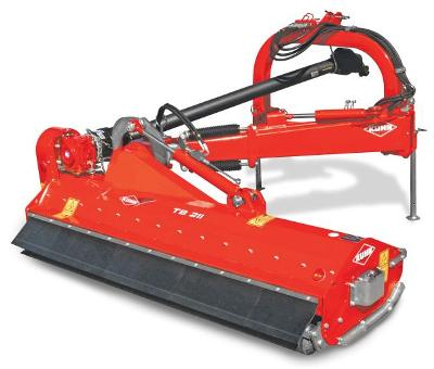 Burdens Group Limited Kuhn Lanscape Machinery for Sale Lincolnshire