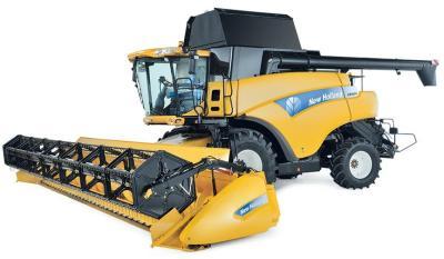 Burdens Group Limited New Holland Combine Harvester Range