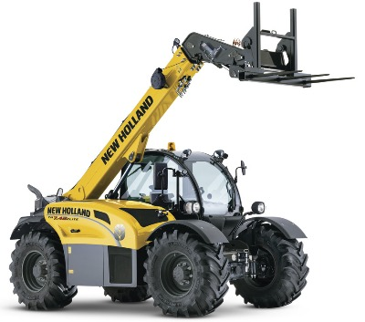 Burdens Group Limited New Holland Telescopic Handlers and Front Loaders for Sale Lincolnshire