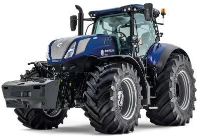 Burdens Group Limited New Holland Tractor Range