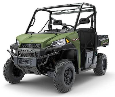 Burdens Group Limited Polaris Ranger for Sale Lincolnshire