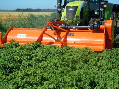 Burdens Group Limited Struik Cultivation Machinery For Sale