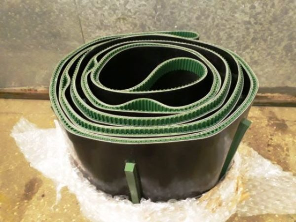 Goodacres Produce Handling Burdens Belting