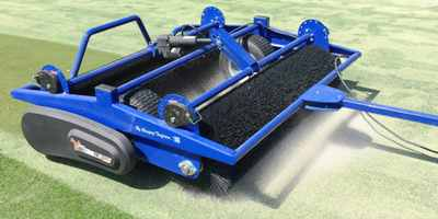 Burdens Group Campey Turf Care Brushes For Sale UK