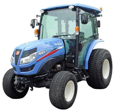Iseki Tractors For Sale Lincolnshire