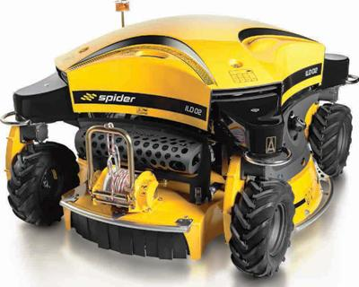 Spider Mowers For Sale Lincolnshire