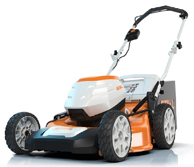 Stihl Lawn Mowers and Lawn Scarifier for Sale Lincolnshire