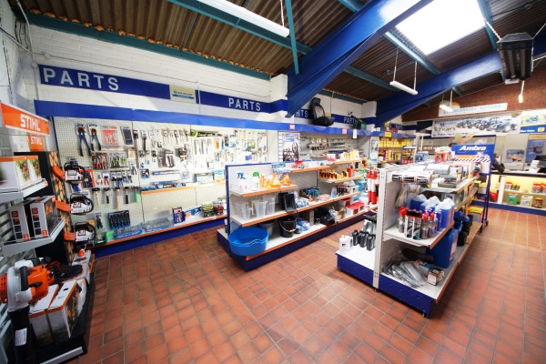 The Burdens Group Louth Depot