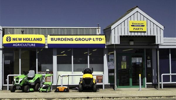 The Burdens Group Wrangle Depot