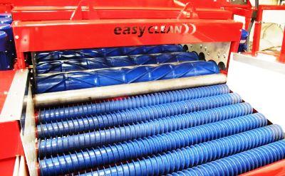 Goodacres Produce Handling Tong Engineering Easyclean System For Sale UK
