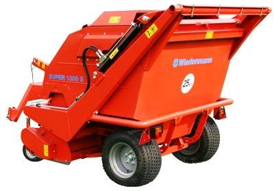 Wiedenmann Turf Maintenance Equipment For Sale Lincolnshire