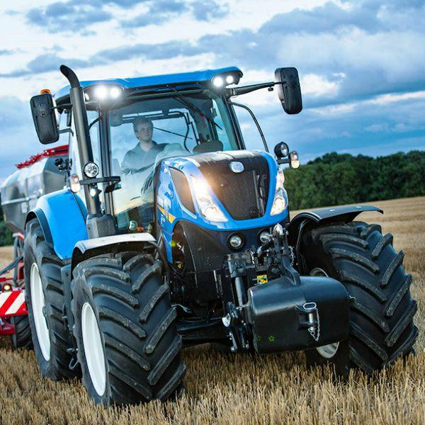 Hire Tractors