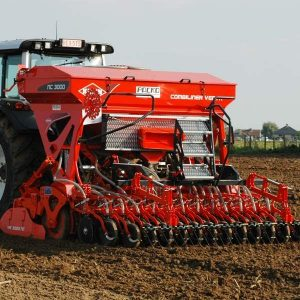 Seed Drills and Sprayers