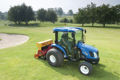 Burdens Group Groundcare Hire
