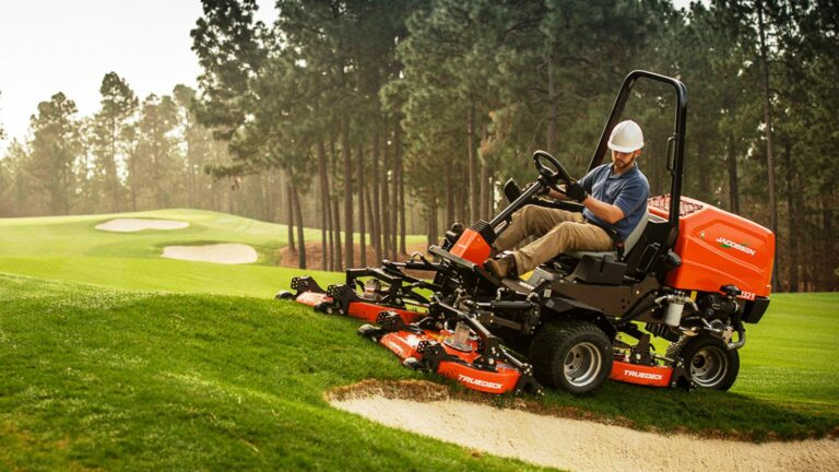 Burdens Group Limited Groundcare Professional Division