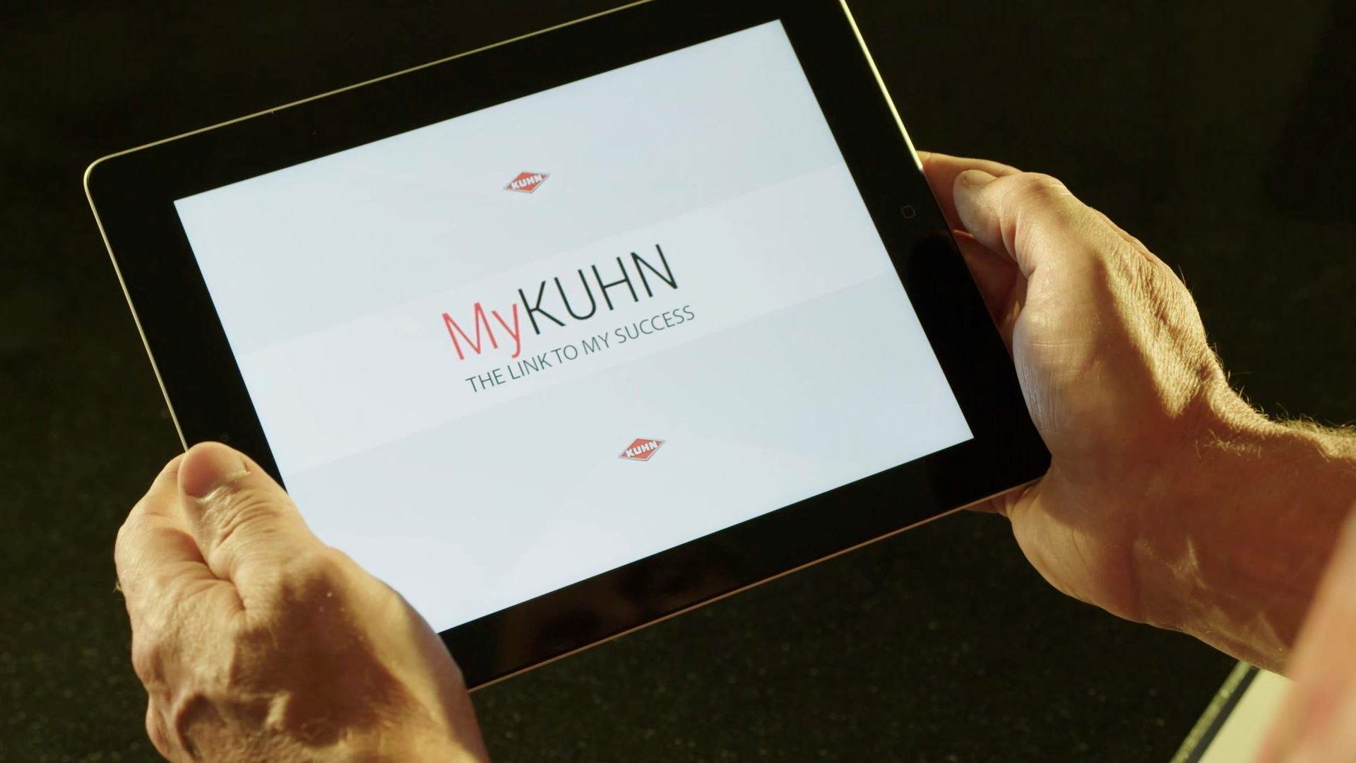 Burdens Group Limited Kuhn Launches New Online Customer Portal MyKuhn