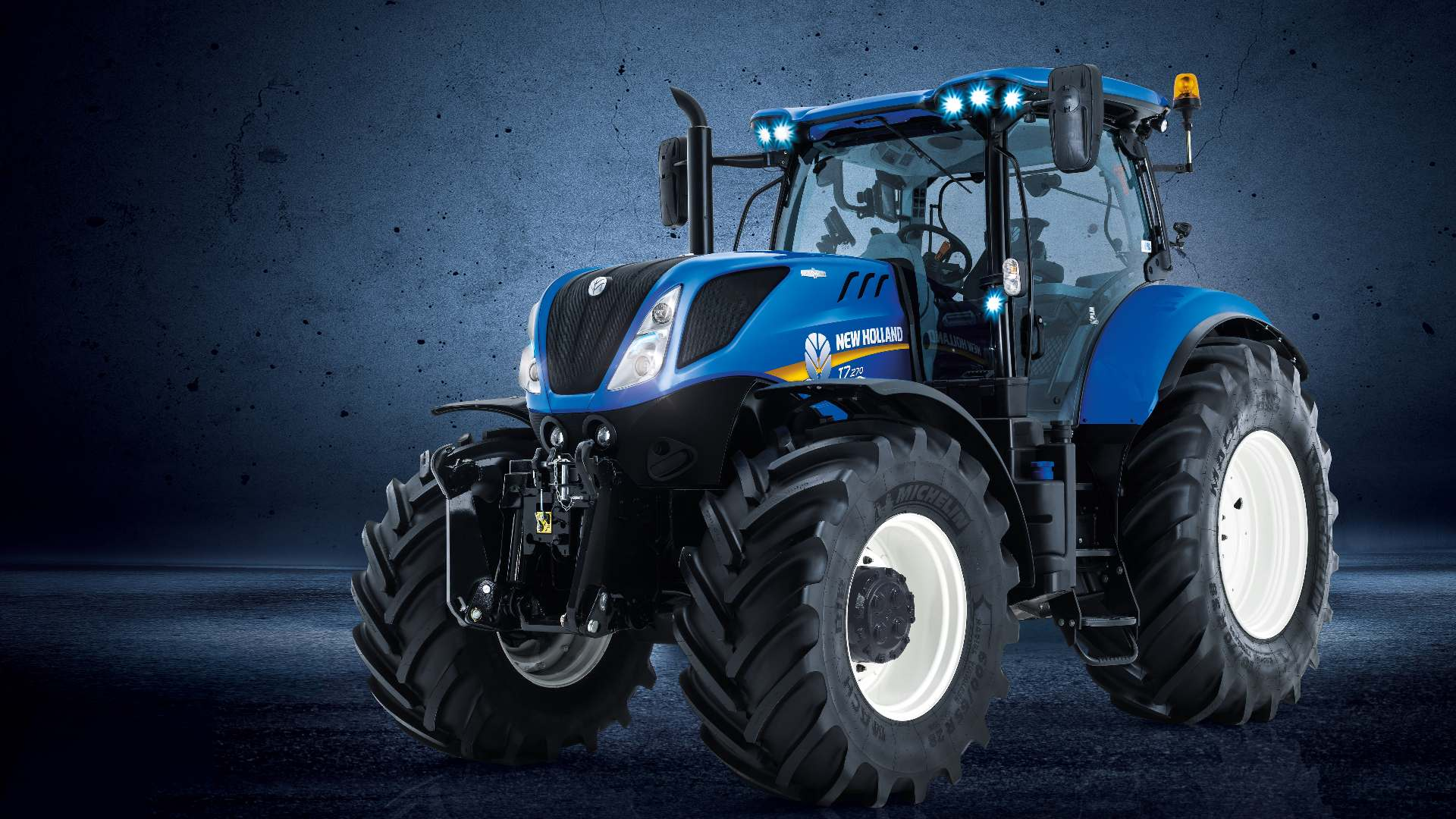Burdens Group Limited New Holland Tractor Spring Clean Offers