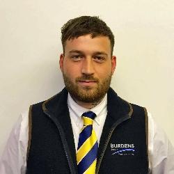 Burdens Group Staff Profile Robbie Batch