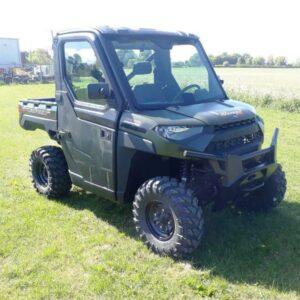 Polaris Ranger Diesel Utility Vehicle for Sale