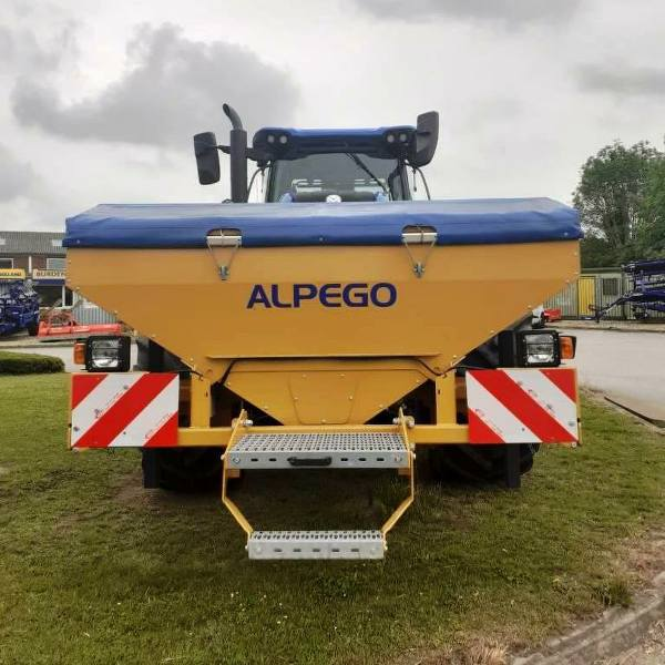 Alpego MP-400 Combination Drill for Sale UK