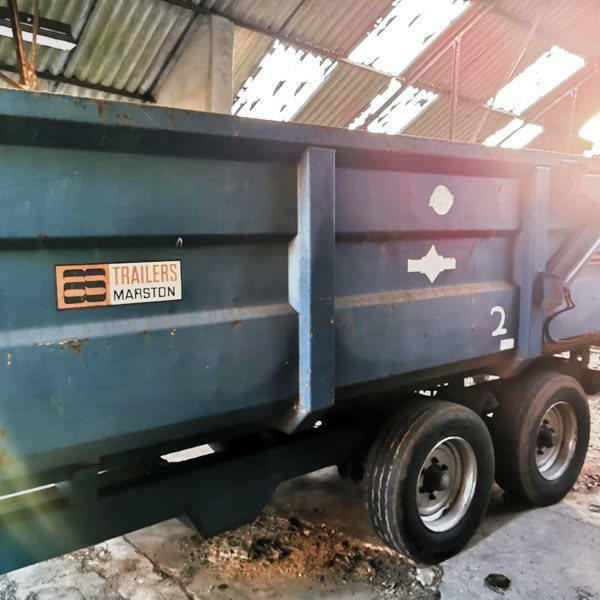 AS Marston 10T Tipping Trailer for Sale UK