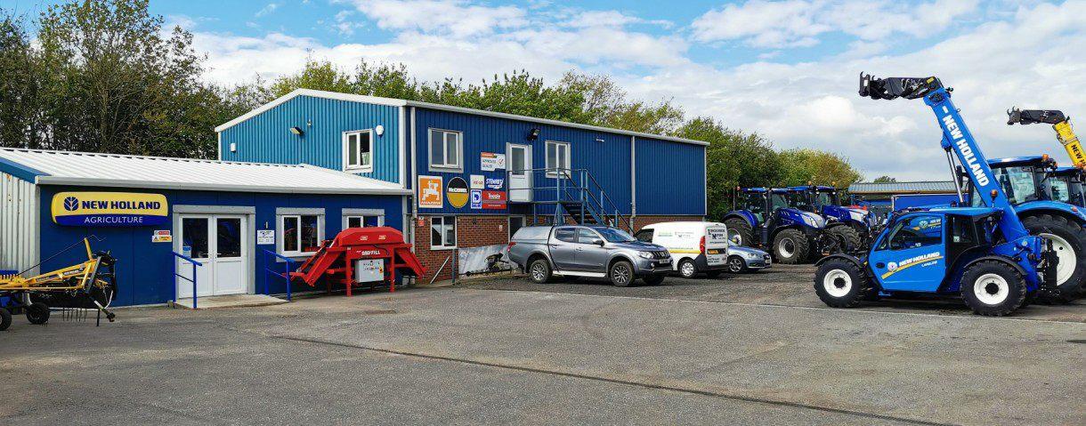 Burdens Group Limited Brigg Depot Stock