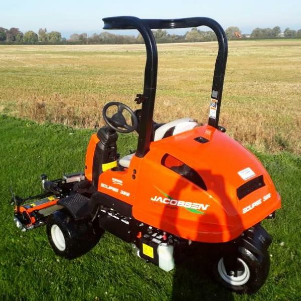 Jacobsen Eclipse 322 Ride on Mower for Sale UK