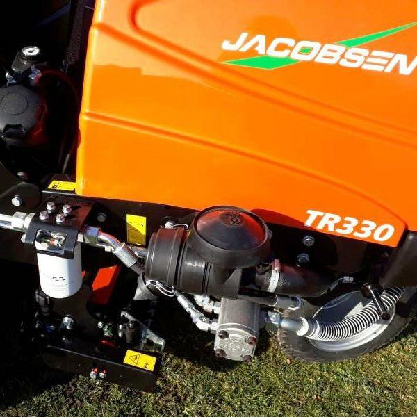 Jacobsen TR330 Ride on Mower for Sale UK