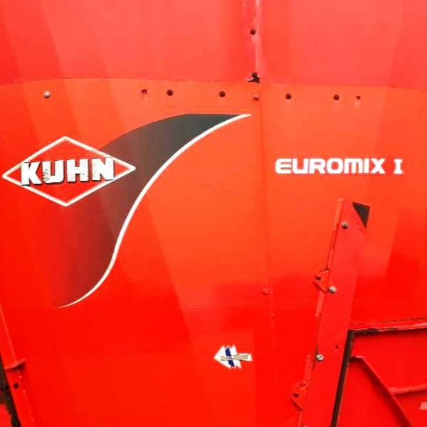 Kuhn Euromix 1 1270 Feed Mixer for Sale UK
