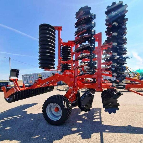 Kuhn Optimer 6003 Cultivator for Sale UK