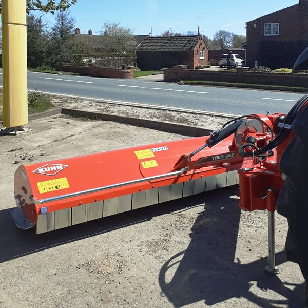 Kuhn TBES 262 Flail Mower for Sale UK