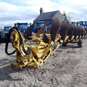 Moro Aratri Raptor 6+1 Plough for Sale