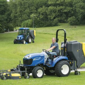 New Holland Boomer 25 Compact Tractor Hire UK