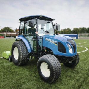 New Holland Boomer 50 Compact Hire Tractor UK
