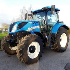 New Holland T7.210 Hire Tractor UK