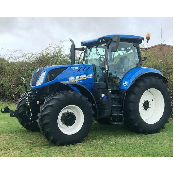 New Holland T7.245 Hire Tractor UK