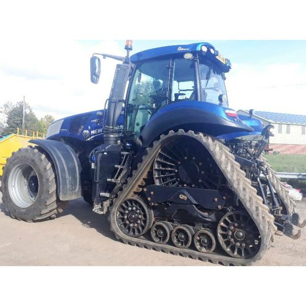 New Holland T8.435 Smart Trax Hire Tractor UK