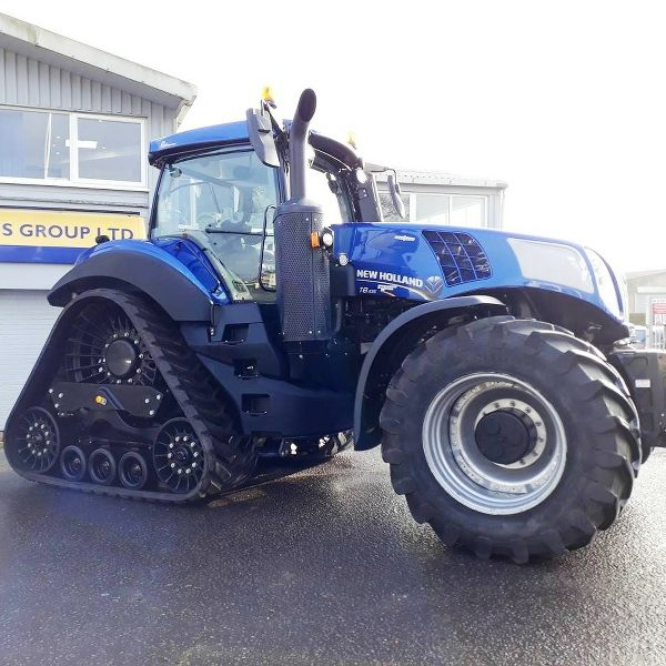 New Holland T8.435 Smart Trax Tractor for Sale UK