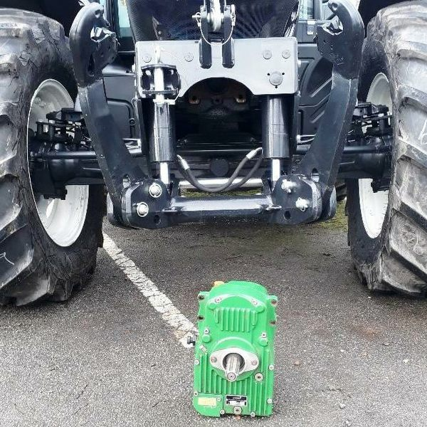 Sauter Front Linkage & PTO for Sale UK