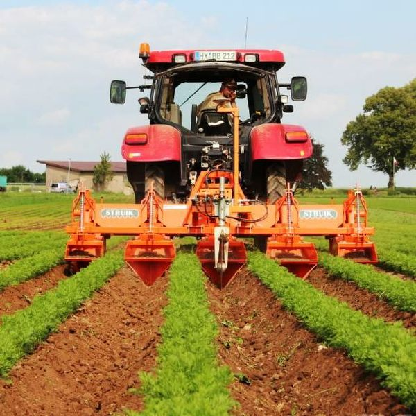 Struik ZF Inter Row Cultivator for Sale UK