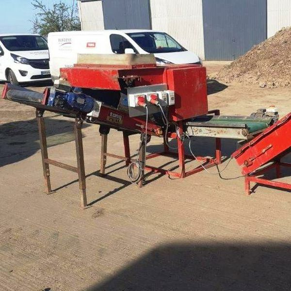 Tong Engineering Stone and Clod Separator for Sale UK