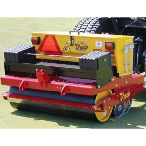 Vredo Super Compact 208 Seeder for Hire UK
