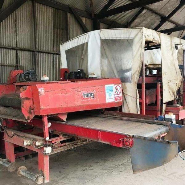 Tong Engineering Caretaker 1500/1200 Conveyor for Sale UK
