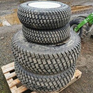 New Holland Boomer Turf Tyres for Sale UK