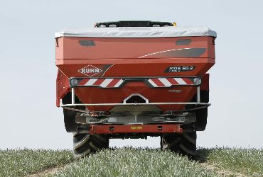 Burdens Group Kuhn Fertiliser Spreader Clinics