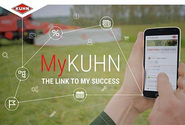 Kuhn Launches New Online Customer Portal MyKUHN